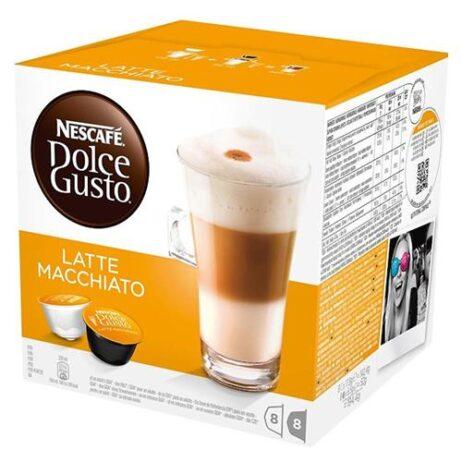 Capsule Nestlè Latte Macchiato