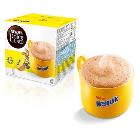 Capsule Nestlè Nesquik Cioccolato