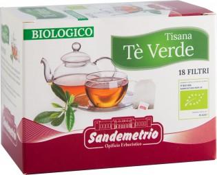 Cialde Sandemetrio Tè Verde