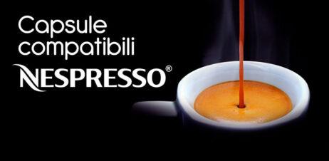 Compatibili Borbone Oro Nespresso